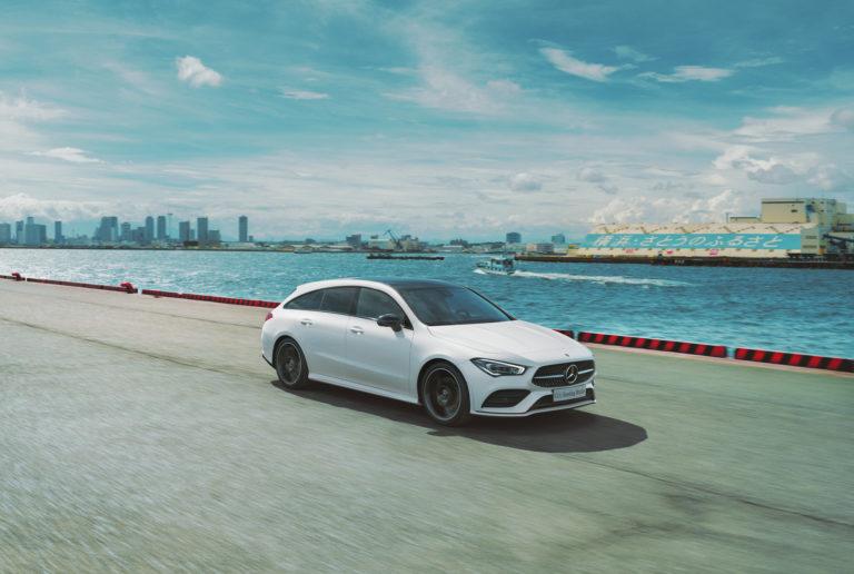 Mercedes-Benz CLA-klass