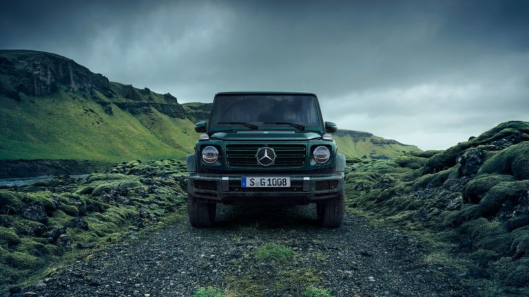Mercedes-Benz G-klass