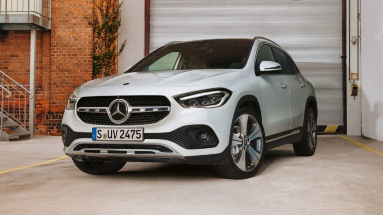 Mercedes-Benz GLA-klass