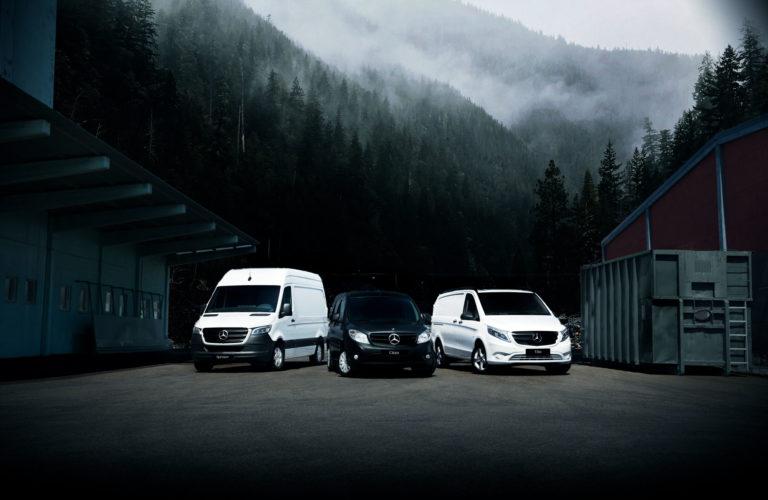 Mercedes-Benz Transportbilar