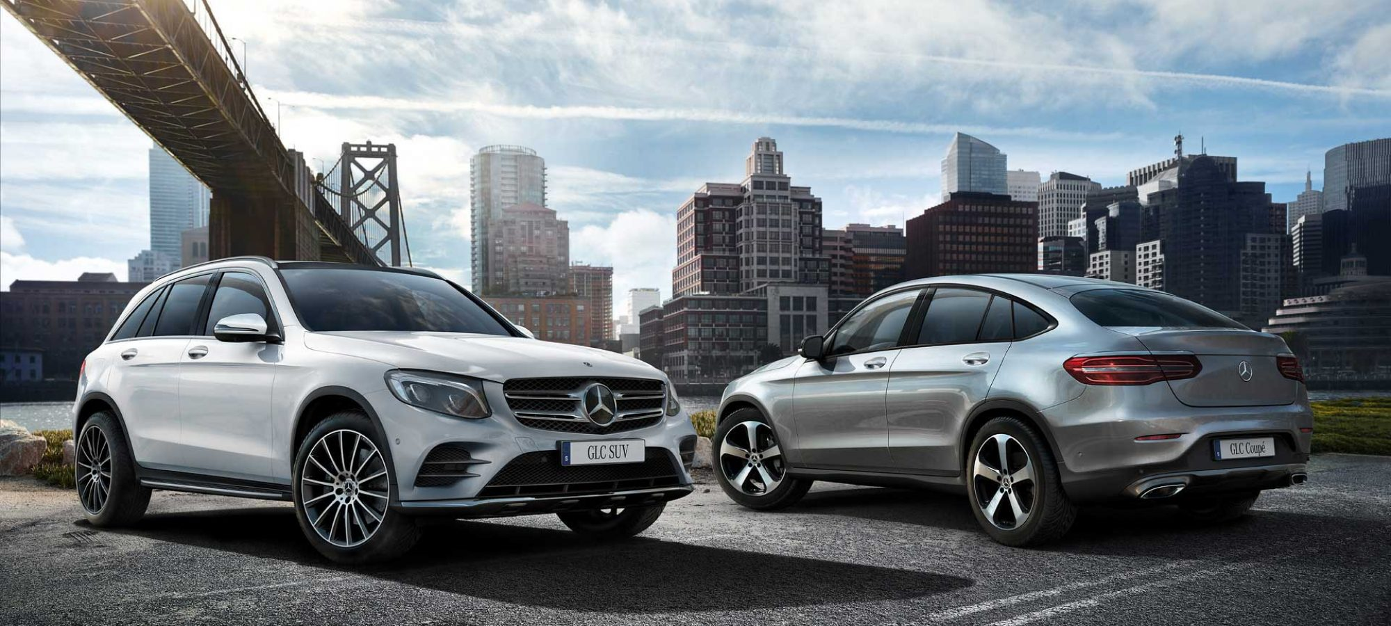 Mercedes-Benz GLC-klass