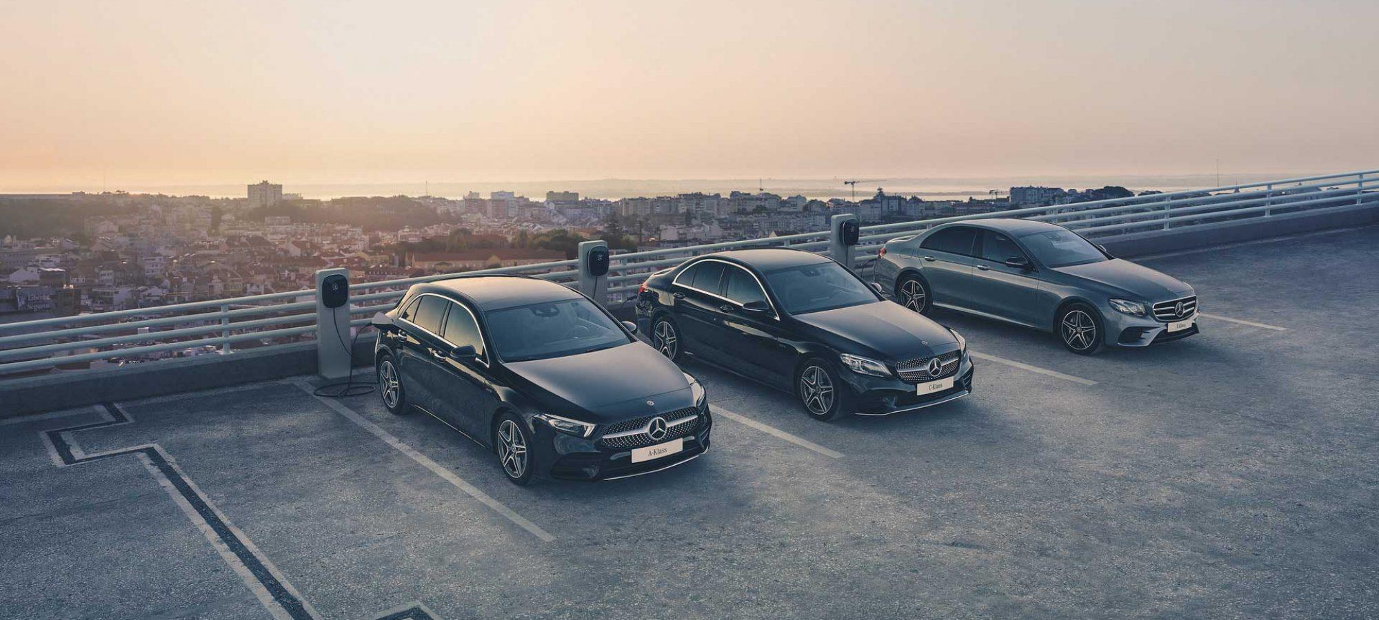 Mercedes-Benz EQC-klass