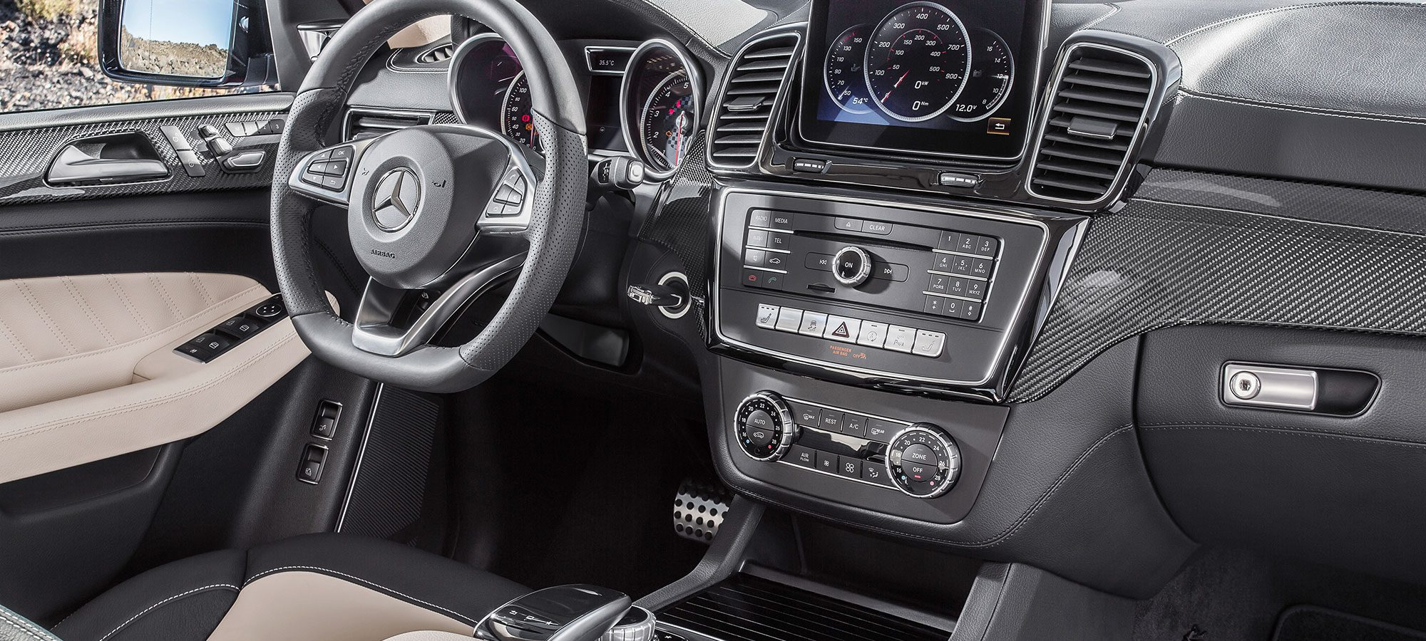 Mercedes-Benz GLE-klass