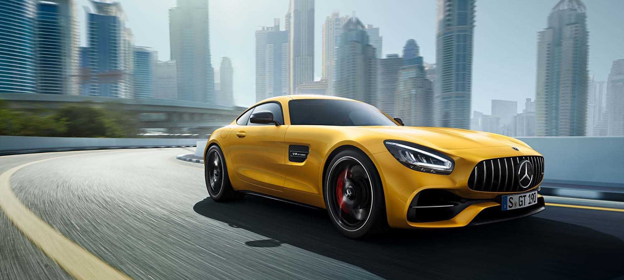 Mercedes-Benz AMG GT-klass