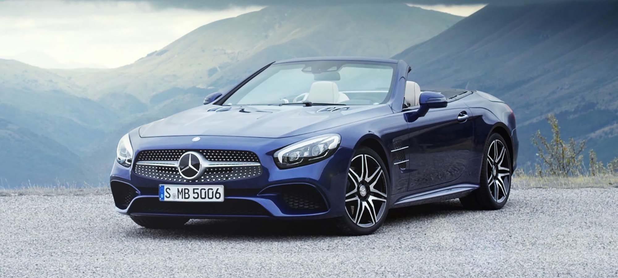 Mercedes-Benz SL-klass