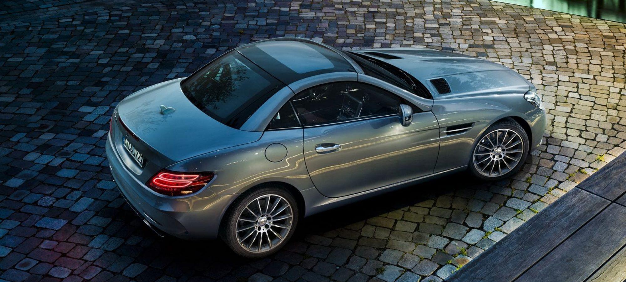Mercedes-Benz SLC-klass